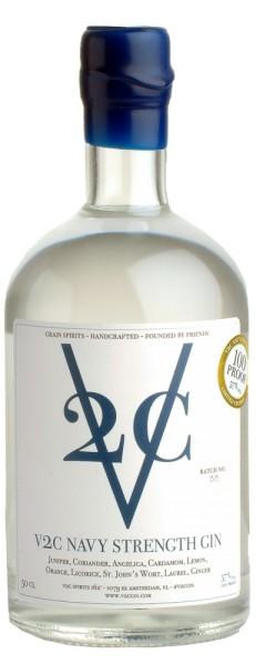 V2C Navy Strength Gin 0,5l