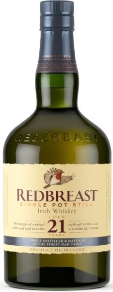 Redbreast Whiskey 21 Jahre 0,7l