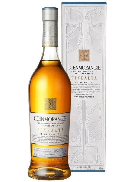 Glenmorangie Whisky Finealta 0,7l