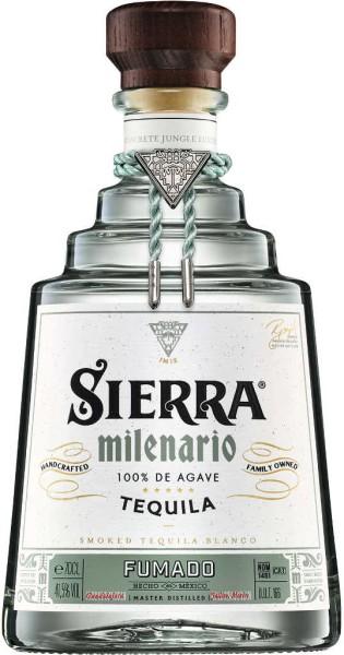Sierra Tequila Milenario Fumando 0,7l