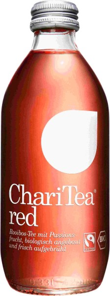 ChariTea Eistee Red