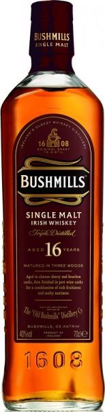 Bushmills 16 Jahre Malt Whisky