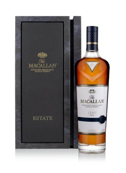 The Macallan Whisky Estate 0,7 Liter