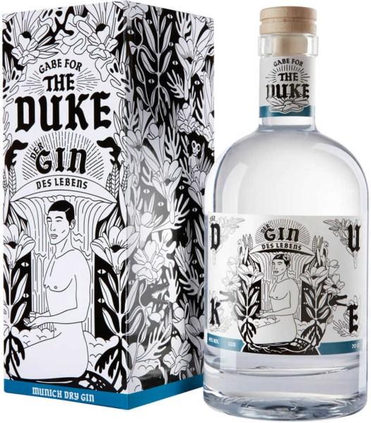 The Duke Gin Kunstedition Der Gin Des Lebens Mann 0,7 Liter