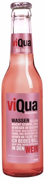 Viqua Weinschorle Rosé 0,275l