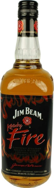 Jim Beam Kentucky Fire 0,7l