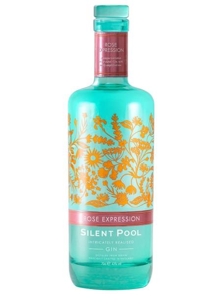 Silent Pool Rose Expression Gin 0,7 Liter