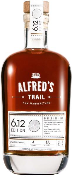 Alfreds Trail Edition 6.12 Belize Rum 0,7l