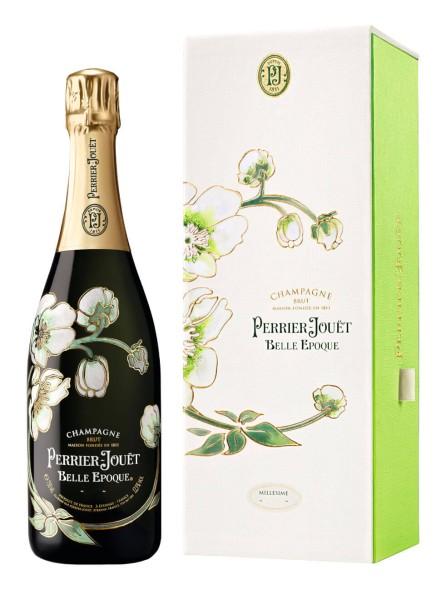 Perrier Jouet Champagner Belle Epoche 0.75 Liter in Geschenkverpackung
