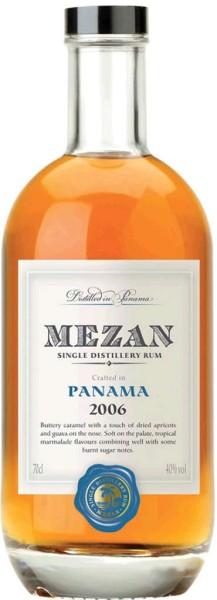 Mezan Rum Panama 2006 0,7l