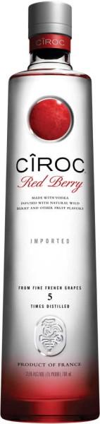 Ciroc Red Berry Vodka 1 l