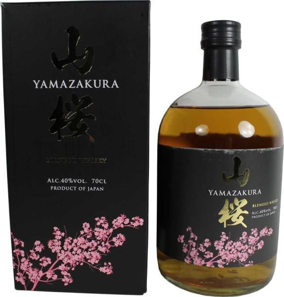 Yamazakura Whisky 0,7l