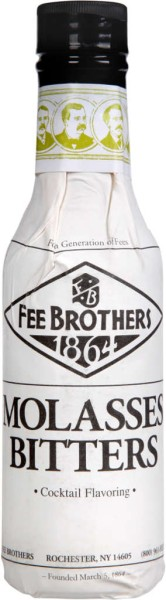 Fee Brothers Molasses Bitters 0,15 l