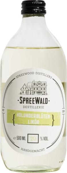 Spreewood Distillers Holunderblüten-Likör 0,5l