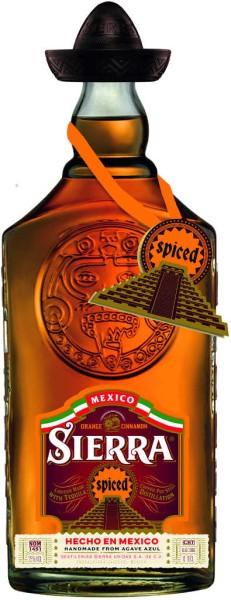 Sierra Tequila Spiced 0,7l