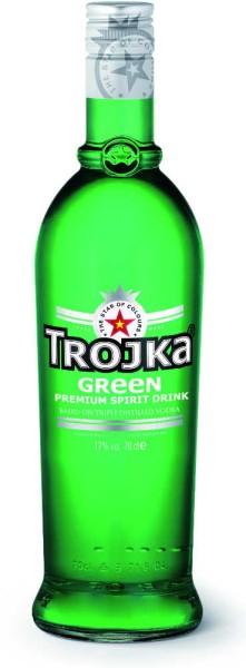 Trojka Vodka Green 0,7 l