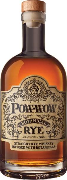 Pow-wow Botanical Rye Whiskey 0,7l