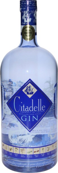 Citadelle Gin 1.75 Liter