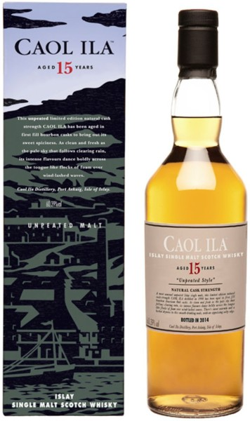 Caol Ila Whisky 15 Jahre Special Release 2014 0,7l