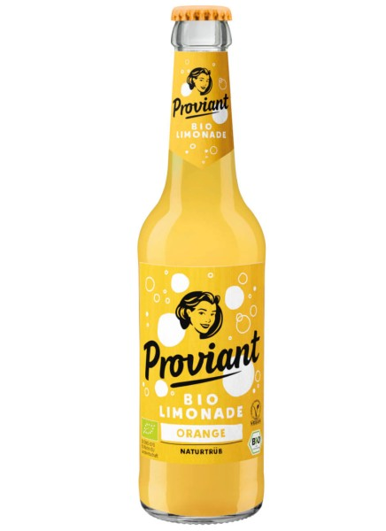 Proviant Orangenlimo 0,33 Liter