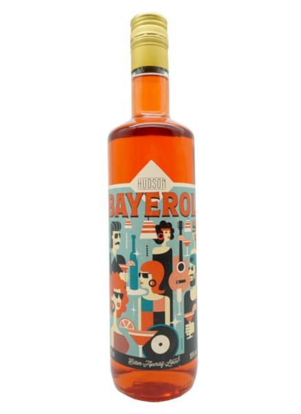 Hudson Bayerol Bitter Aperitiv 0,7 Liter