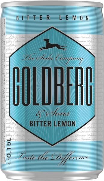 Goldberg Bitter Lemon 0,15l Dose