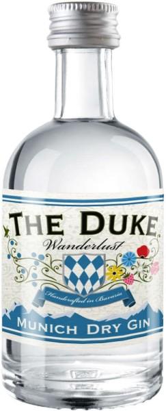 The Duke Wanderlust Gin Mini 0,05 Liter