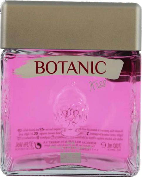 Cubical Premium Special Dry Gin Kiss 0,7l