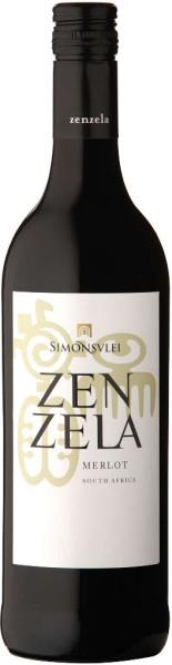 Simonsvlei Zenzela Merlot 0,75 l
