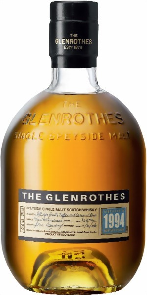 The Glenrothes Distilled in 1994 0,7 Liter
