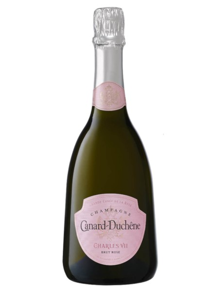 Canard-Duchêne Champagner Grande Cuvée Charles VII Rosé 0,75 Liter