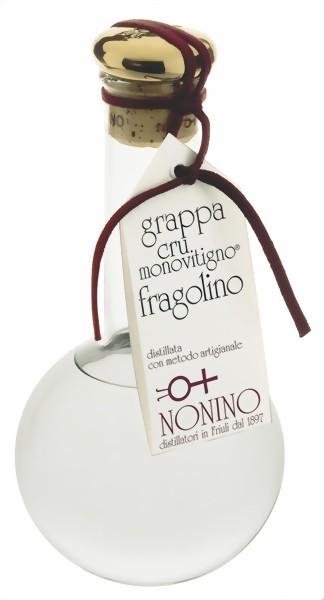 Grappa Nonino Fragolino Cru Monovitigno 0,5 l