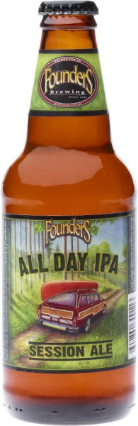 Founders Brewing All Day IPA 0,355 Liter