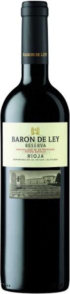Baron de Ley Reserva Rotwein 2013 5 l