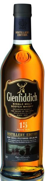 Glenfiddich 15 yrs Distillery Edition