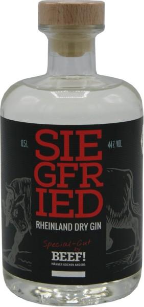 Siegfried Rheinland Dry Gin BEEF! Cut 0,5l