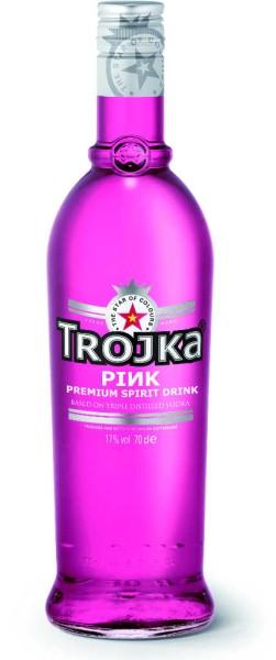 Trojka Vodka Pink 0,7 l