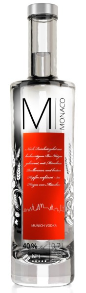 Monaco Vodka