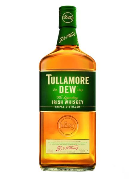 Tullamore Dew Irish Whiskey 0,7 Liter