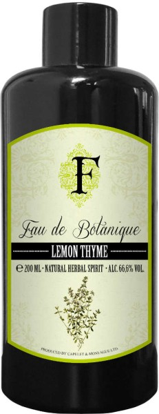 Ferdinands Eau de Botanique Lemon Thyme 0,2 l