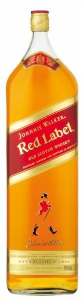 Johnnie Walker Whisky Red Label 4,5l