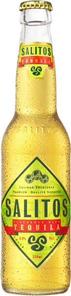 Salitos Tequila Beer 0,33 l