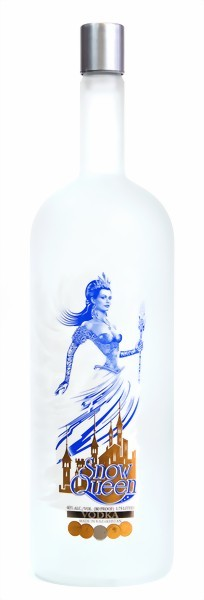 Snow Queen Vodka 1Liter
