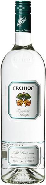 Freihoff Haselnussgeist 38% 1,0 l