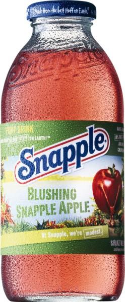 Snapple Blushing Snapple Apple