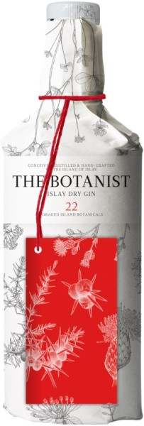 The Botanist Islay Dry Gin 0,7l in Gift Wrap