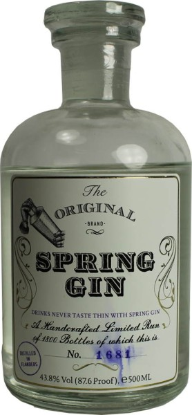 Spring Gin The Original 0,5l