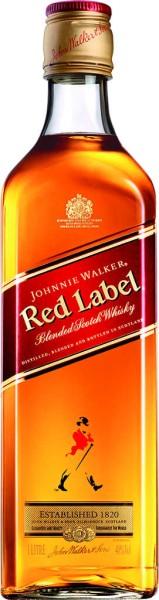 Johnnie Walker Red Label 1 Liter