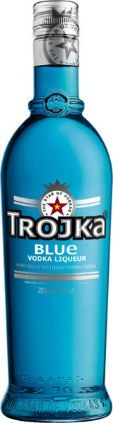 Trojka Vodka Blue 0,7 l