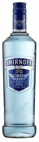 Smirnoff Norsk - Nordic Berries 0,7l